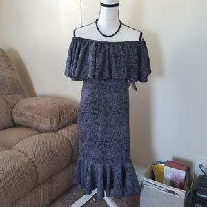 NWT Lularoe Cici Dress Size Small
